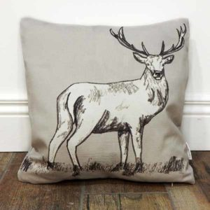 Deer Cushion design