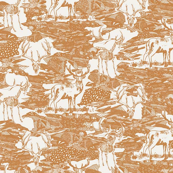 Deers in Doodles