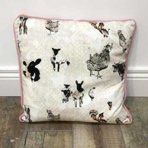 peekaboo cushion by Eilis Galbraith