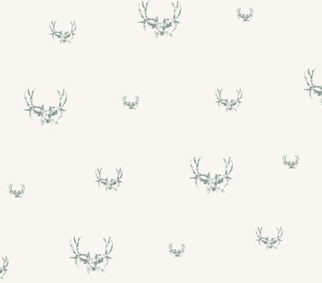deer heads by eilis galbraith