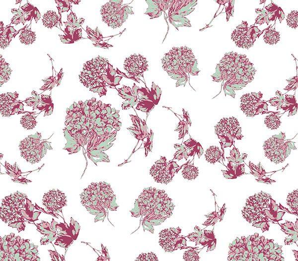 Falling Flowers by eilis galbraith