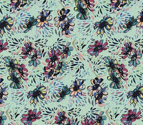 floral dandi by eilis galbraith