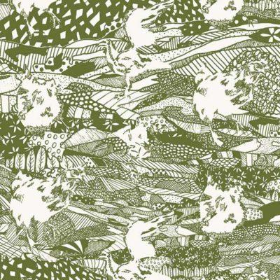 hens in doodle by eilis galbraith