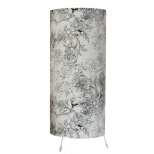 Forest Of Flowers Table Lamp