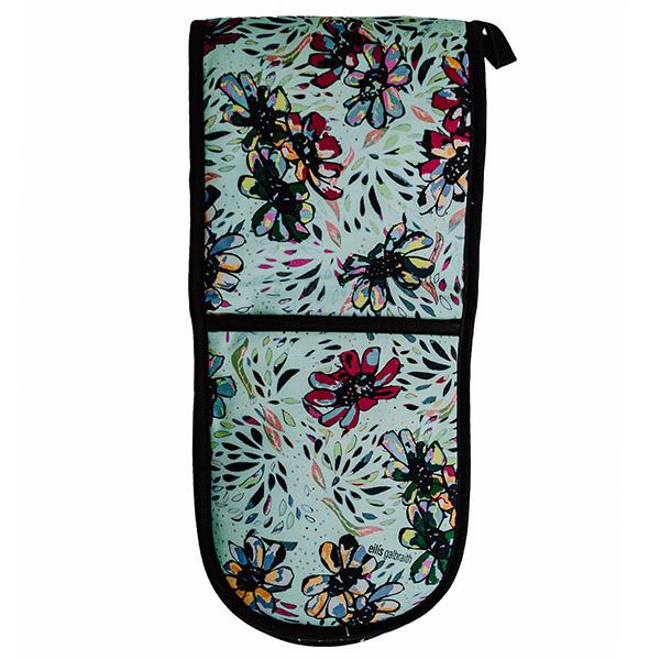 Floral Dandi design Oven Glove