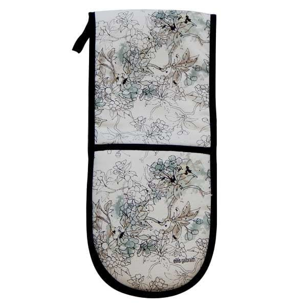 oven glove forest of flowers