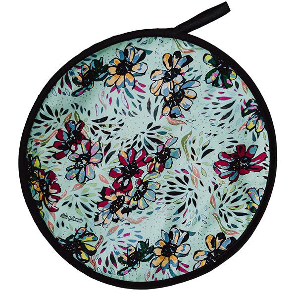 Floral Dandi design Chef Pad/Aga Pad