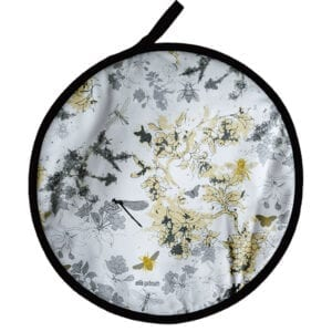 Wilderness in Bloom (yellow) design Chef Pad / Aga Pad