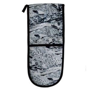 Landscape design Oven Glove