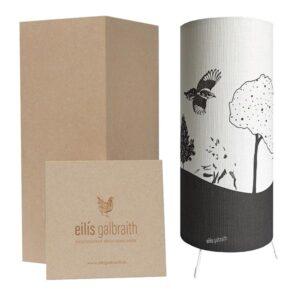 Eilis Galbraith Into the Forest (grey) Table Lamp