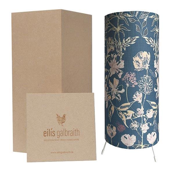 Eilis Galbraith The Secret Garden (blue) Table Lamp