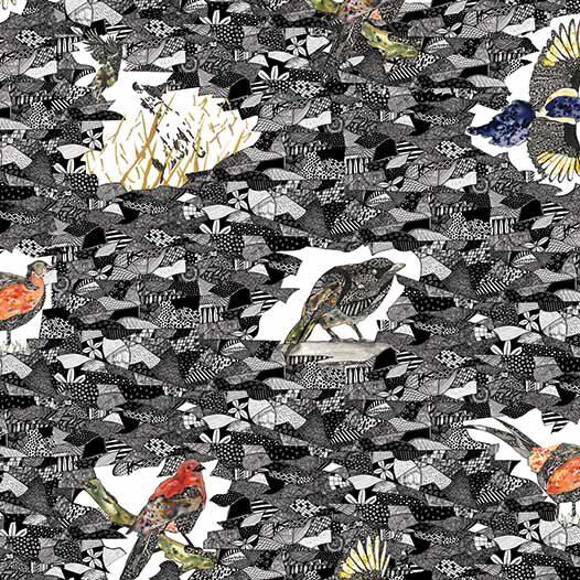 Birds in Doodles